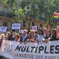 Marche des Fiertés 2015